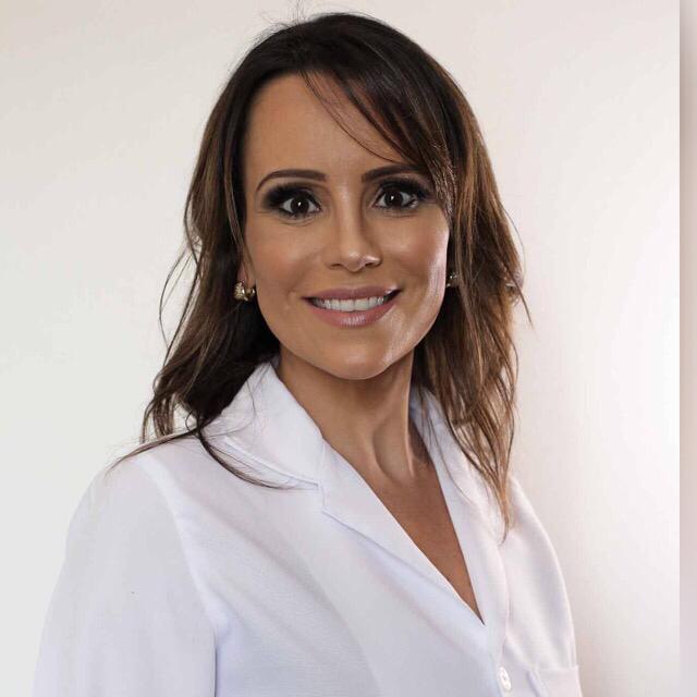 Profª. Drª.  Patrícia Freitas de Andrade